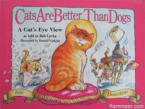 Cats Are Better Book