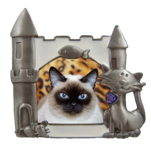 Castle Cat Frame