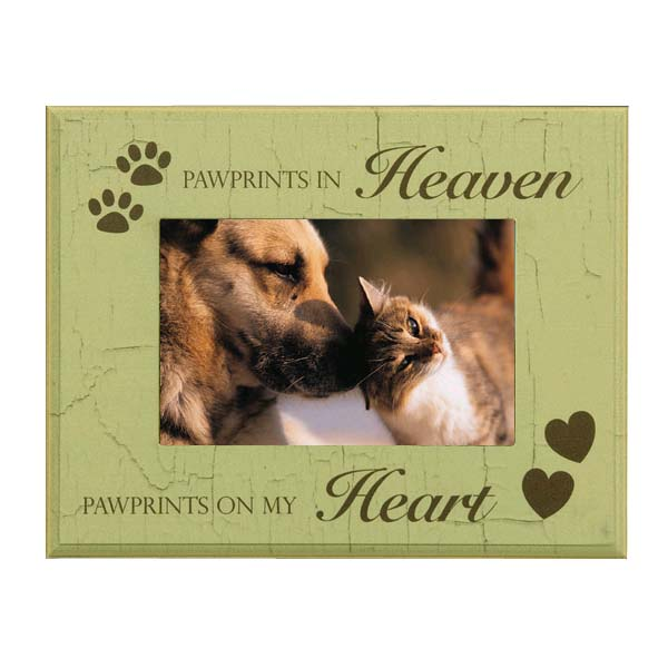 Pawprints Pet Frame