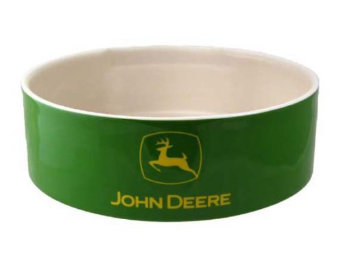 John Deere Dog Bowl