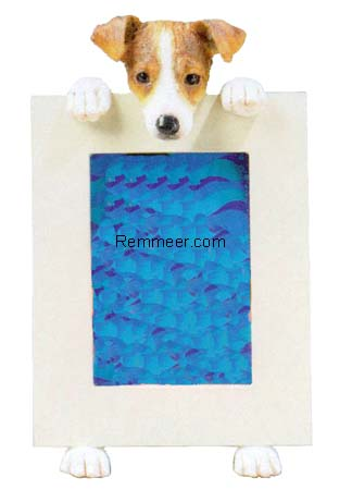 Jack Russell 2.5x3.5 Frame