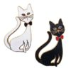Bow Tie Cat Pin
