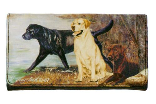 Lab Retriever Wallet