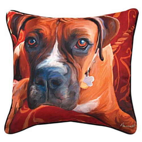 Boxer Pillow
