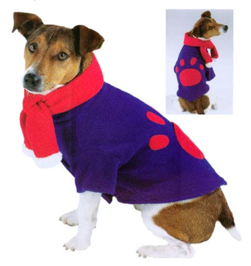 Paw Dog Jacket