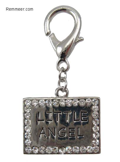 Little Angel Pet Tag