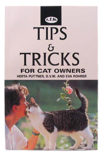 Cat Tips Book