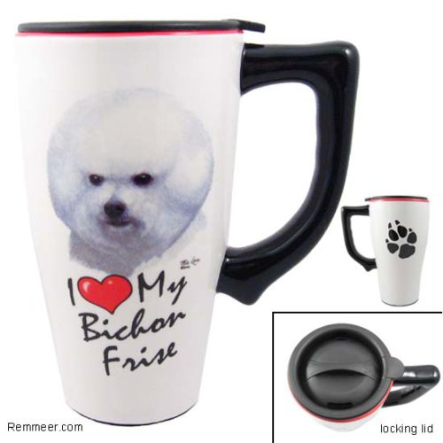 Bichon Travel Mug
