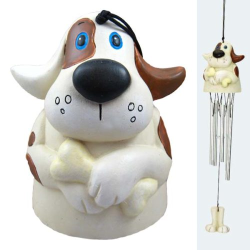 Dog Wind Chime