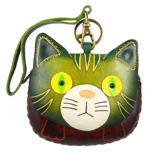 Kitty Cat Coin Purse
