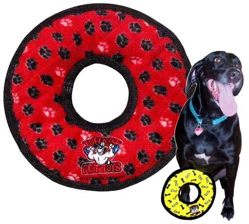Large Ring Dog Toy
