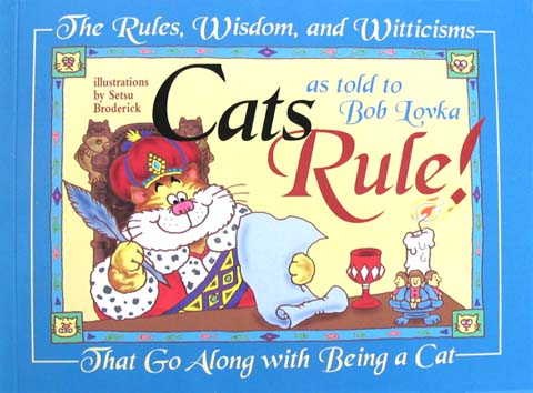 Cats Rule Book