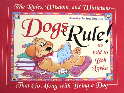 Dogs Rule Book