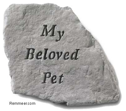 My Beloved Pet Memorial