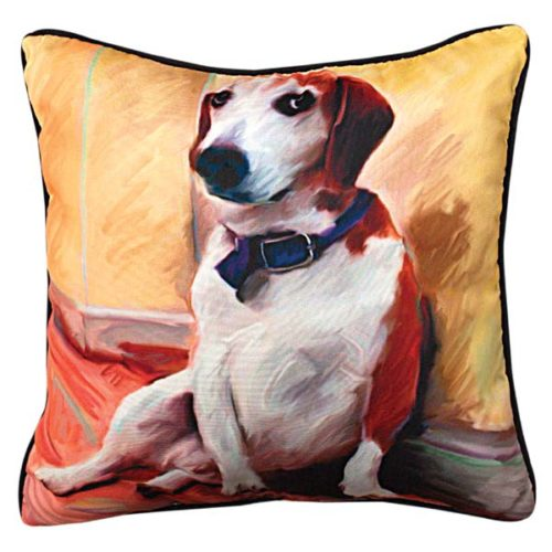 Beagle Pillow