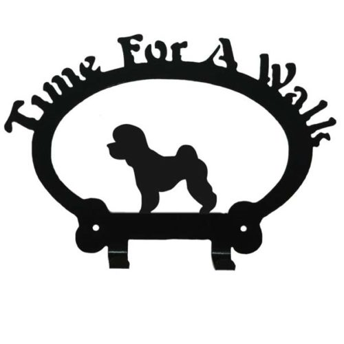 Bichon Leash Rack