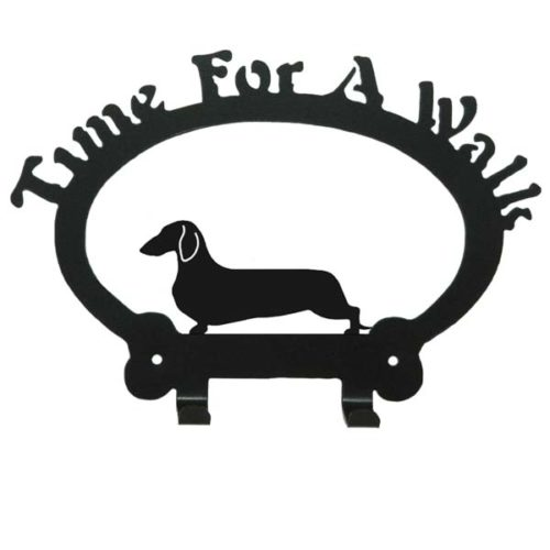 Dachshund Leash Hook Rack