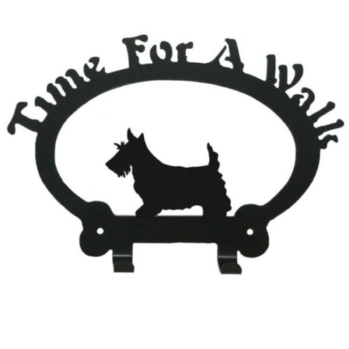 Scottie Leash Rack